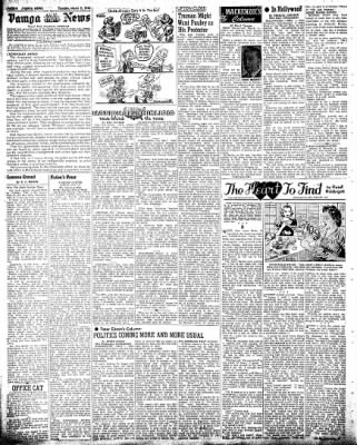 Pampa Daily News from Pampa, Texas on March 5, 1946 · Page 4