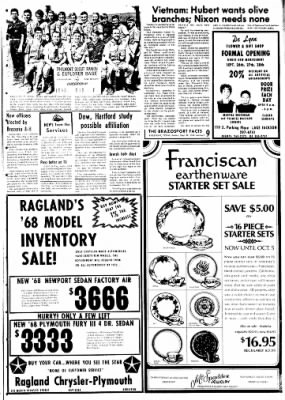 The Brazosport Facts from Freeport, Texas on September 22, 1968 · Page 9