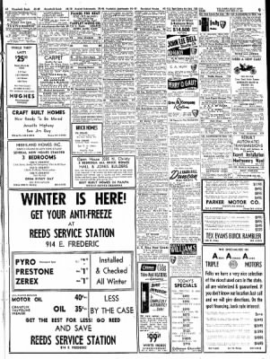 Pampa Daily News from Pampa, Texas on October 27, 1961 · Page 9