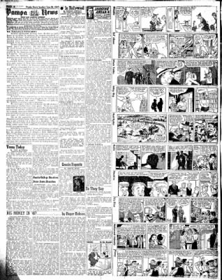 Pampa Daily News from Pampa, Texas on June 22, 1947 · Page 16