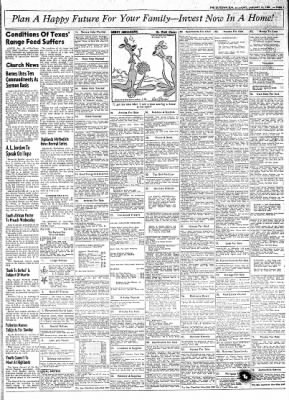 The Baytown Sun from Baytown, Texas on January 16, 1954 · Page 7