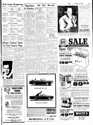 Pampa Daily News from Pampa, Texas on June 4, 1963 · Page 9