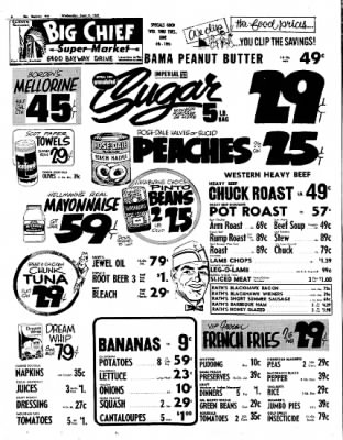 The Baytown Sun from Baytown, Texas on June 4, 1969 · Page 7