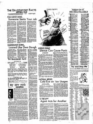 The Brazosport Facts from Freeport, Texas on October 6, 1959 · Page 2