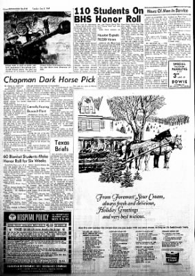 Brownwood Bulletin from Brownwood, Texas on December 5, 1967 · Page 4