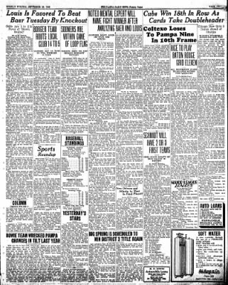 Pampa Daily News from Pampa, Texas on September 23, 1935 · Page 3