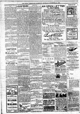 The Daily Chronicle from Centralia, Washington on September 30, 1897 · Page 4
