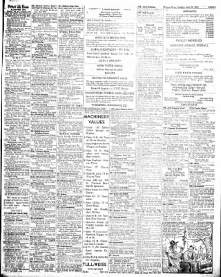 Pampa Daily News from Pampa, Texas on June 24, 1947 · Page 7