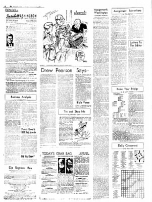 The Baytown Sun from Baytown, Texas on January 24, 1961 · Page 4