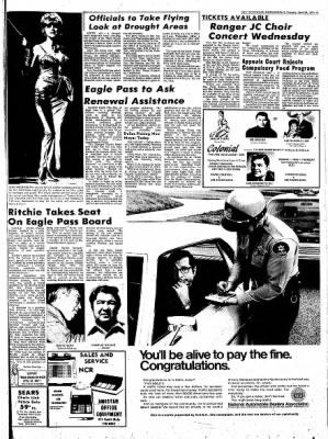 Del Rio News Herald from Del Rio, Texas on April 20, 1971 · Page 9