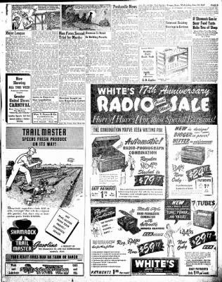 Pampa Daily News from Pampa, Texas on June 25, 1947 · Page 5