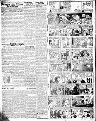 Pampa Daily News from Pampa, Texas on June 25, 1947 · Page 6
