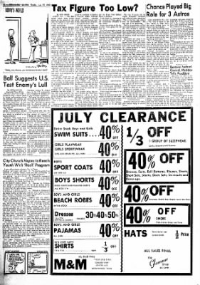 Brownwood Bulletin from Brownwood, Texas on July 13, 1969 · Page 8
