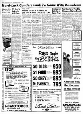 The Baytown Sun from Baytown, Texas on January 20, 1954 · Page 6