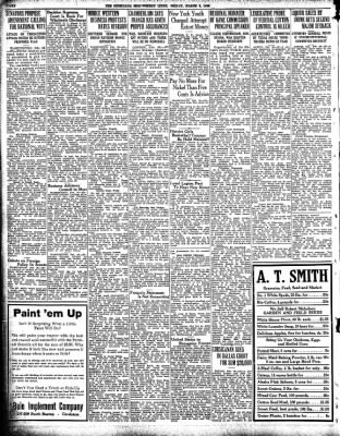 Corsicana Semi-Weekly Light from Corsicana, Texas on March 3, 1939 · Page 8