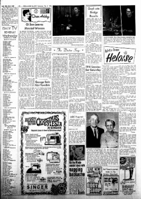 Brownwood Bulletin from Brownwood, Texas on December 6, 1967 · Page 10