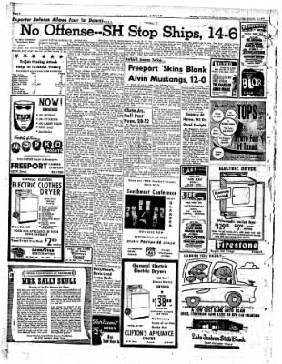 The Brazosport Facts from Freeport, Texas on October 9, 1959 · Page 6