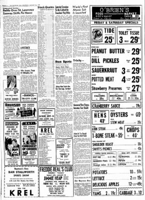 The Baytown Sun from Baytown, Texas on January 21, 1954 · Page 2