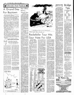 The Baytown Sun from Baytown, Texas on June 6, 1969 · Page 4
