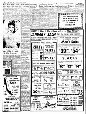 The Baytown Sun from Baytown, Texas on January 26, 1961 · Page 12