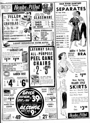 The Baytown Sun from Baytown, Texas on January 21, 1954 · Page 4