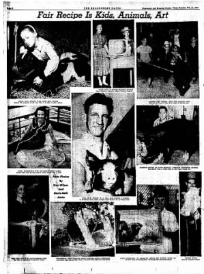 The Brazosport Facts from Freeport, Texas on October 11, 1959 · Page 6