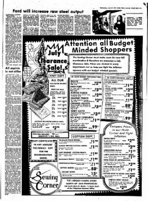 Ukiah Daily Journal from Ukiah, California on July 17, 1974 · Page 15