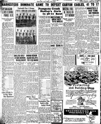 Pampa Daily News from Pampa, Texas on February 17, 1935 · Page 4