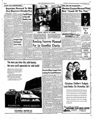 The Brazosport Facts from Freeport, Texas on January 6, 1961 · Page 6