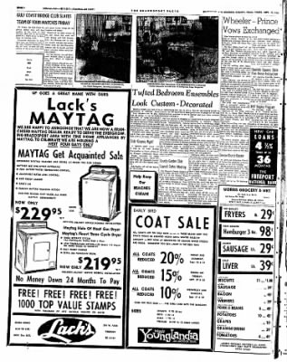The Brazosport Facts from Freeport, Texas on September 13, 1962 · Page 4