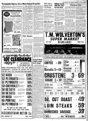 The Baytown Sun from Baytown, Texas on January 21, 1954 · Page 15