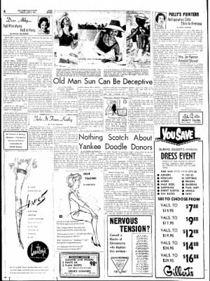 Pampa Daily News from Pampa, Texas on June 7, 1963 · Page 4