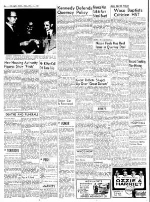 The Paris News from Paris, Texas on October 12, 1960 · Page 2