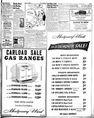 Pampa Daily News from Pampa, Texas on June 29, 1947 · Page 7