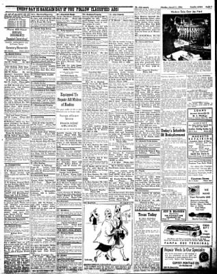 Pampa Daily News from Pampa, Texas on March 11, 1946 · Page 7