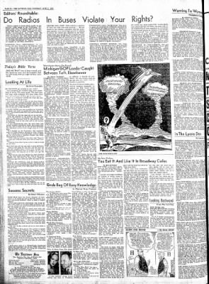 The Baytown Sun from Baytown, Texas on June 5, 1952 · Page 16