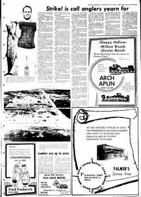 The Brazosport Facts from Freeport, Texas on September 22, 1968 · Page 71