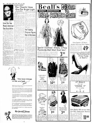 The Paris News from Paris, Texas on October 12, 1960 · Page 4