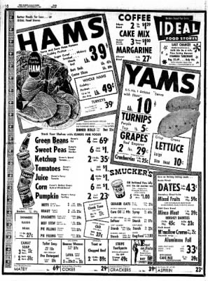 Pampa Daily News from Pampa, Texas on November 2, 1961 · Page 9