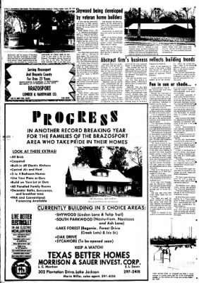 The Brazosport Facts from Freeport, Texas on September 22, 1968 · Page 76