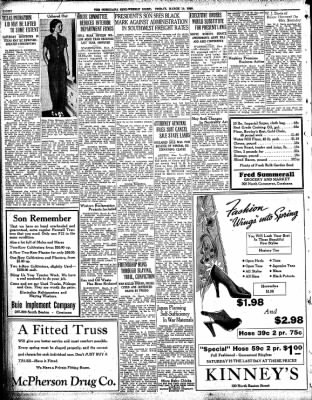 Corsicana Semi-Weekly Light from Corsicana, Texas on March 10, 1939 · Page 8