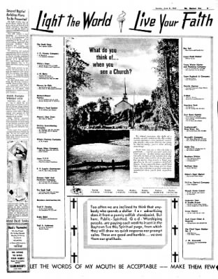 The Baytown Sun from Baytown, Texas on June 8, 1969 · Page 9