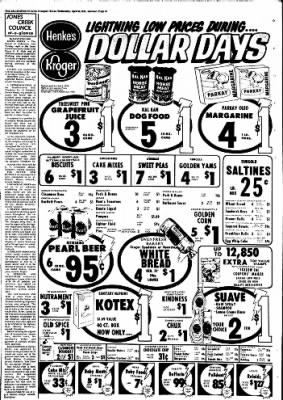 The Brazosport Facts from Freeport, Texas on April 29, 1970 · Page 17