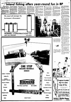 The Brazosport Facts from Freeport, Texas on September 22, 1968 · Page 80