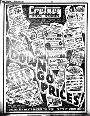 Pampa Daily News from Pampa, Texas on March 14, 1946 · Page 6