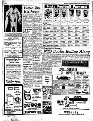 The Brazosport Facts from Freeport, Texas on October 15, 1959 · Page 7