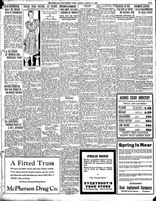 Corsicana Semi-Weekly Light from Corsicana, Texas on March 17, 1939 · Page 5
