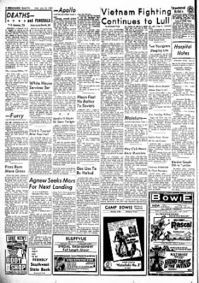 Brownwood Bulletin from Brownwood, Texas on July 16, 1969 · Page 2
