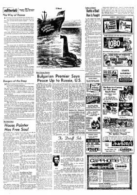 Garden City Telegram from Garden City, Kansas on August 30, 1963 · Page 4