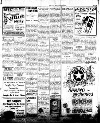 The Tipton Daily Tribune from Tipton, Indiana on April 30, 1930 · Page 5